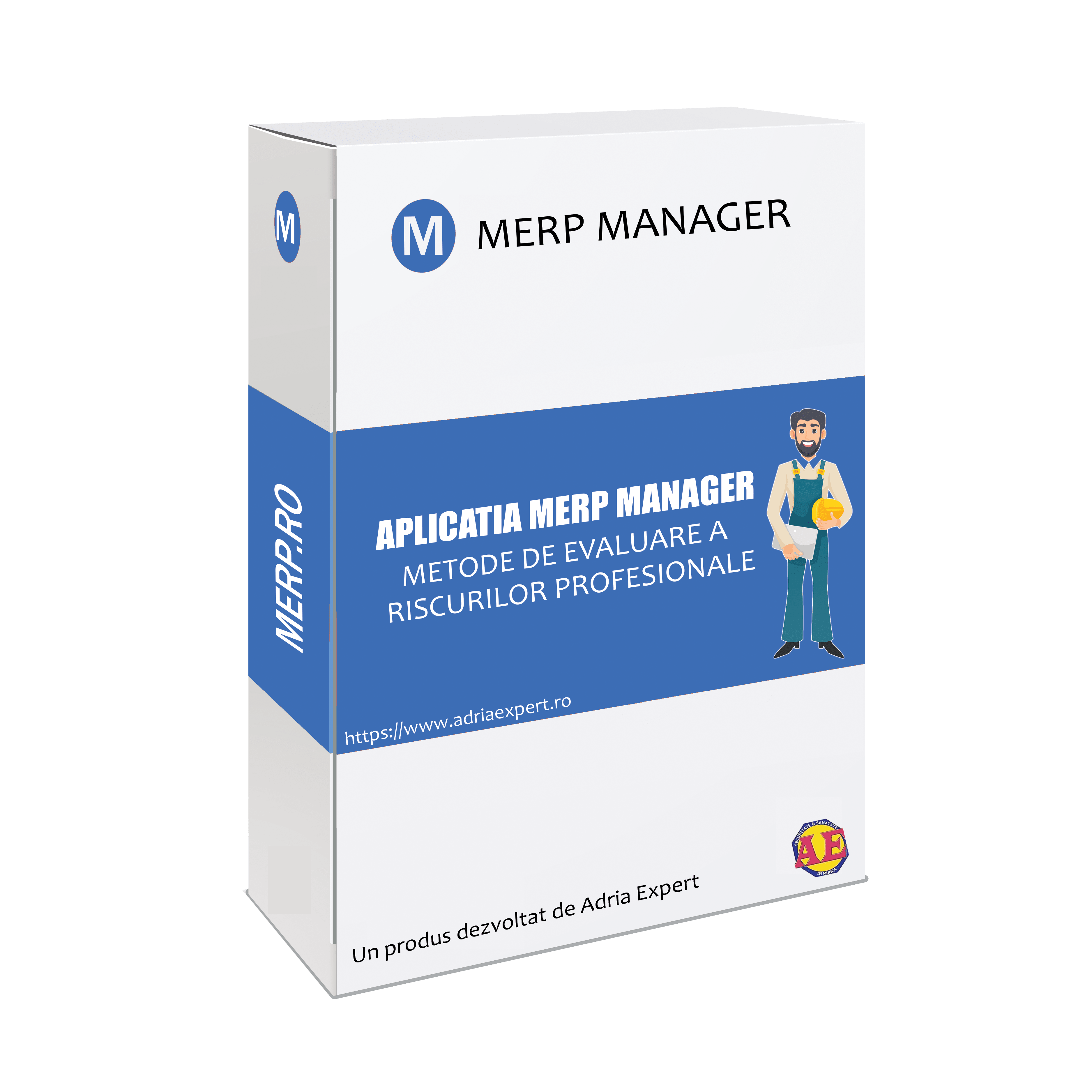 aplicatia ssm merp manager