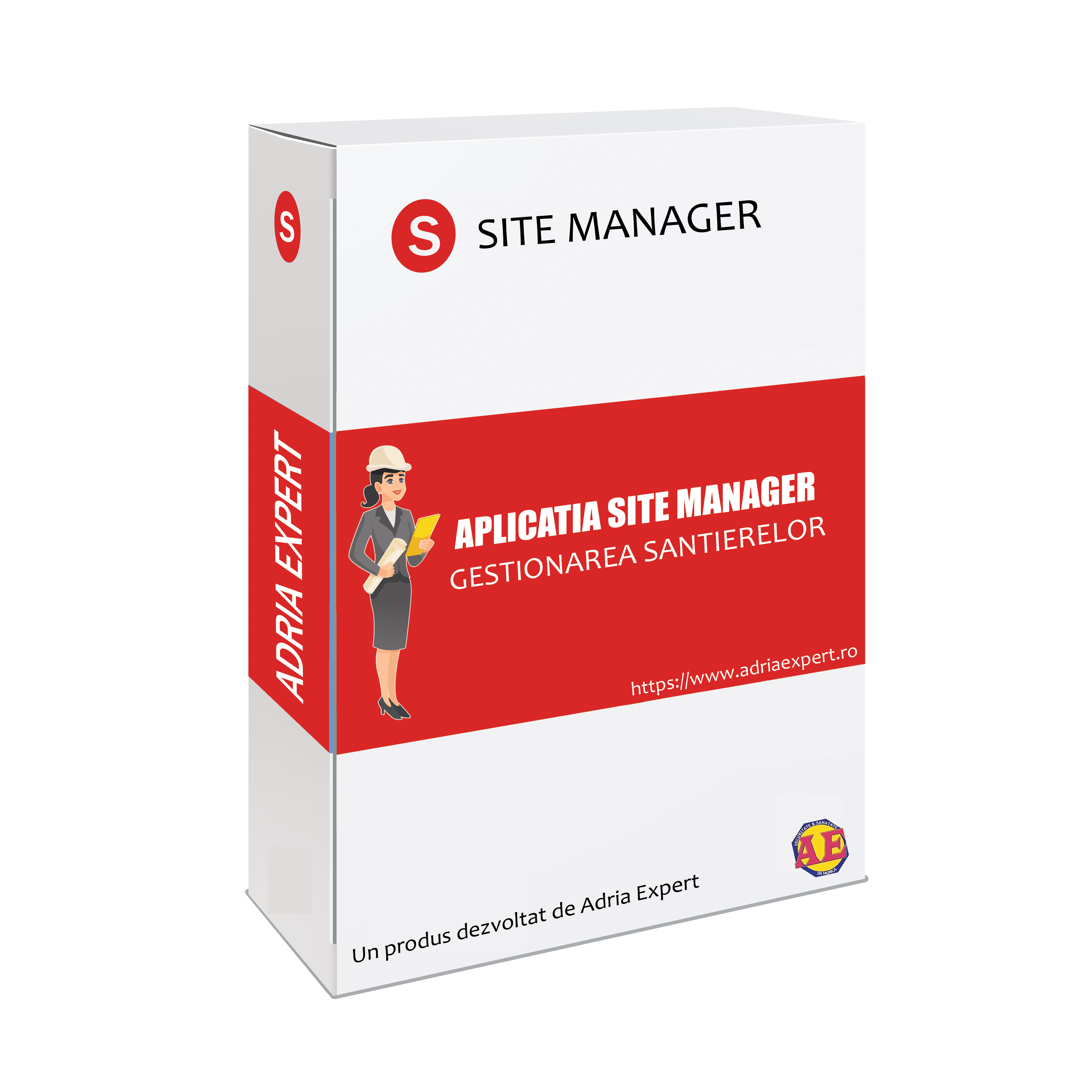 aplicatia ssm site manager